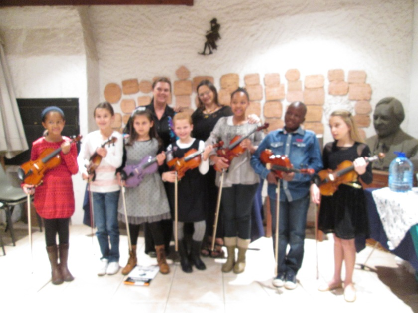 Violin Club, 2014