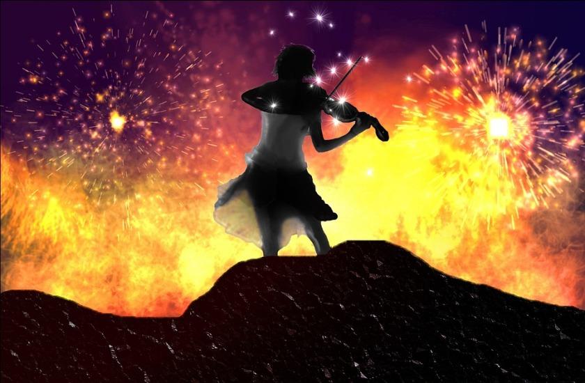 PIXABAY-violinist