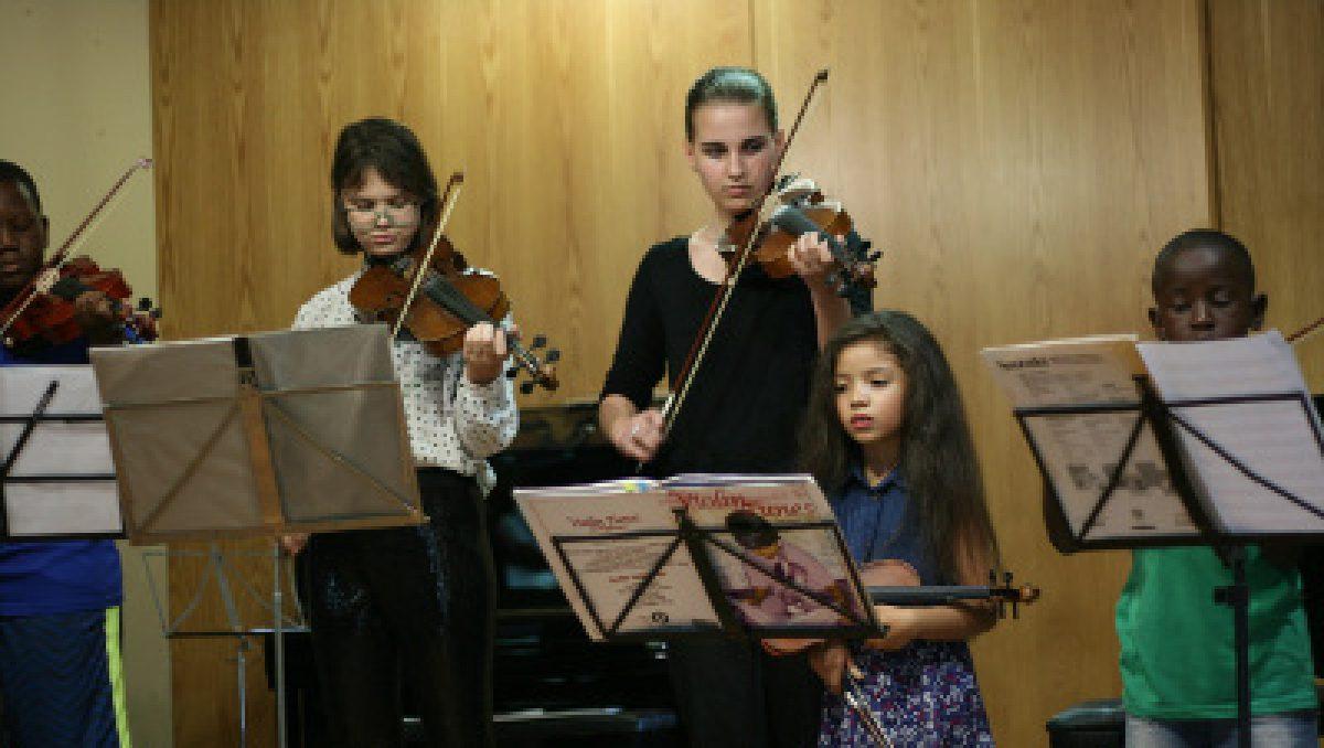 Violin Tricks